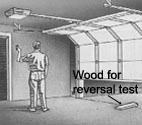 定期檢查车库门的安全性能